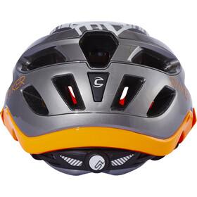 Cannondale Ryker AM Cykelhjelm, gray/orange